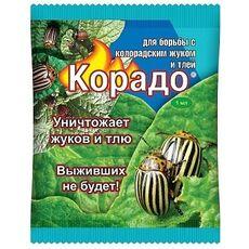 «Корадо» для борьбы с колорадским жуком и тлей, 1мл, фото