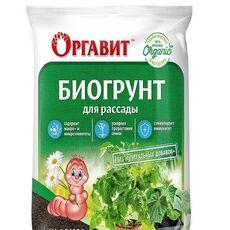Биогрунт Оргавит биогрунт для рассады, 5л, фото