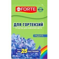 """Средство """"BONA FORTE"""" для изменения цвета ГОРТЕНЗИЙ, 100 г, фото"""