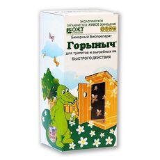 Горыныч – бинарный биопрепарат для туалетов и выгребных ям, 500мл+, фото