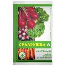 """""""Сударушка"""" (универсальная) комплексное удобрение для овощных культур, 60г, фото"""